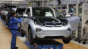 BMW Almanya, Çin ve Güney Afrika'da üretimi geçici olarak...