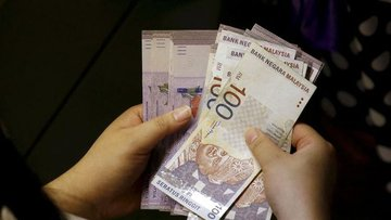 Gelişen ülke paraları ringit öncülüğünde düşüşte