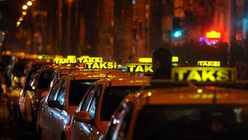 İstanbul'da tüm taksiler havalimanlarından müşteri alabil...
