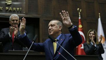 Erdoğan: AK Parti devrimci bir partidir
