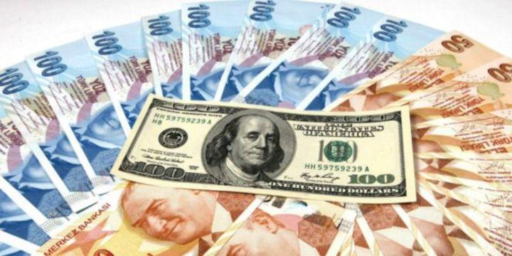 Dolar/TL 2016