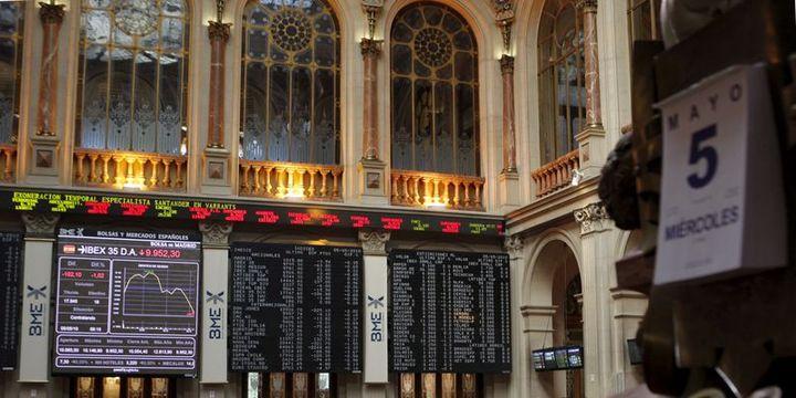 Avrupa hisse senetleri bankalarla geriledi
