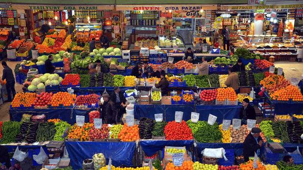 Tüketici fiyatları Mayıs'ta yüzde 11.72 arttı