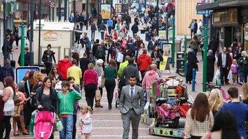 İngiltere'de enflasyon Mayıs'ta 4 yılın zirvesine tırmandı