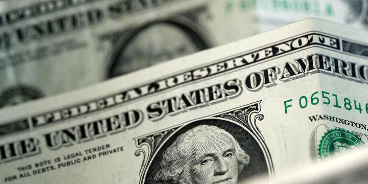 """Dolar """"Fed"""" ardından haftalık kaybını azalttı"""