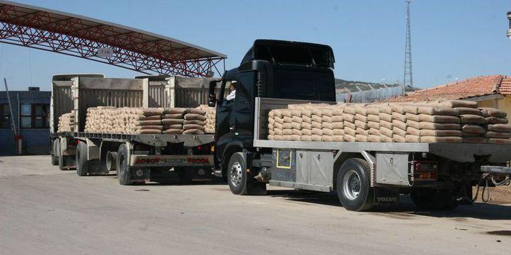 Çimento ihracatı ilk çeyrekte arttı