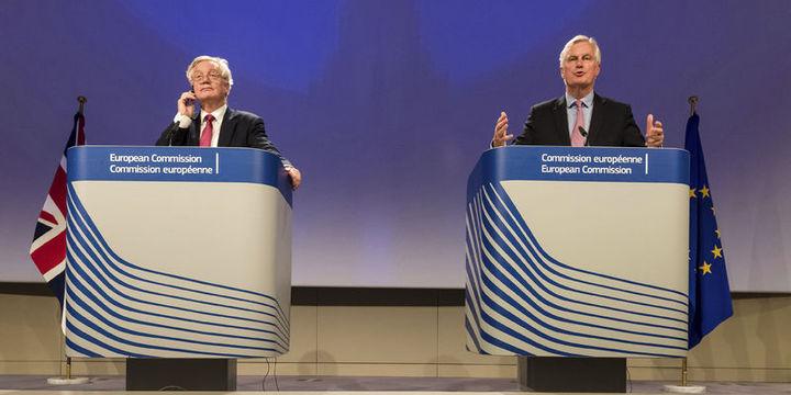 Brexit müzakerelerinde öncelikler belirlendi