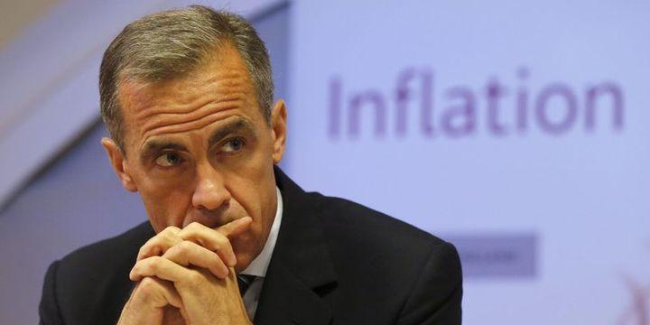 Carney: Enflasyon durgun, faiz artırma zamanı değil