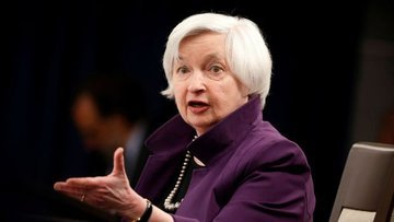 Fed/Yellen:Finansal kriz beklemiyoruz