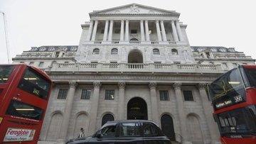 """""""İngiltere Merkez Bankası'nın faiz artırması için şu an d..."""