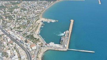 Taşucu Limanı ihalesinde son teklif verme tarihi 24 Ağust...