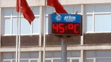 Aydın'da hamile ve engellilere sıcak hava izni