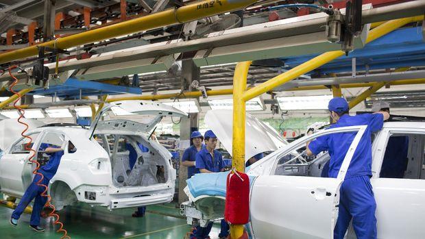 Çin'de imalat PMI'sı Haziran'da tahminleri aştı