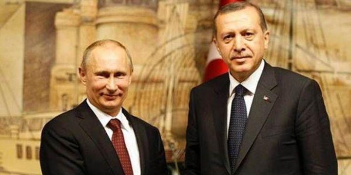 Erdoğan ile Putin TürkAkım ve Akkuyu projelerini görüşecek