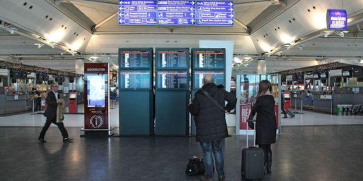 İngiliz heyet Atatürk Havalimanı