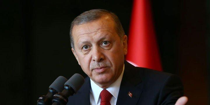 Erdoğan:  Avrupa
