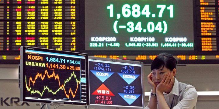 Gelişen ülke paraları haftalık bazda düşüşe ilerliyor