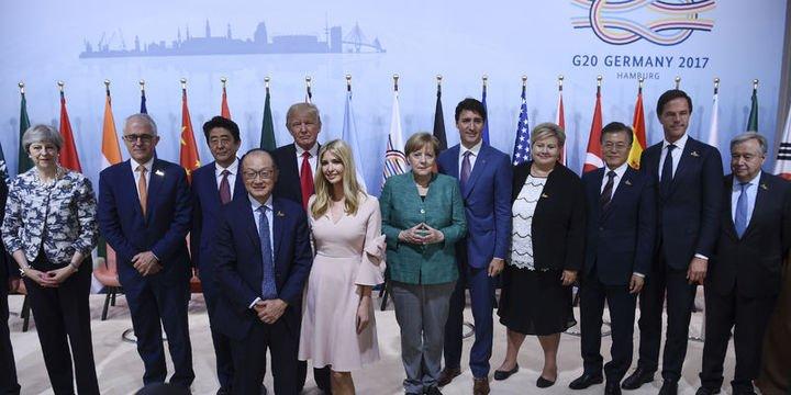 G20 liderlerinin serbest ticaret konusunda anlaştığı iddiası
