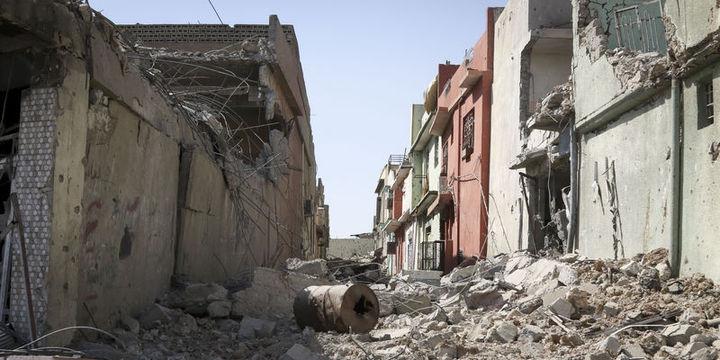 İbadi Musul zaferinin ardından güvenlik güçleri ve Irak halkını kutladı