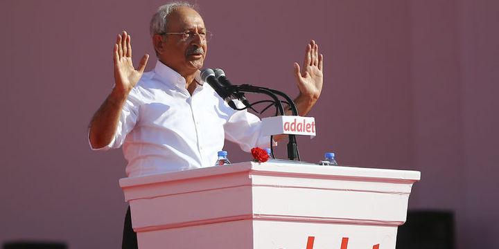 Kemal Kılıçdaroğlu Maltepe