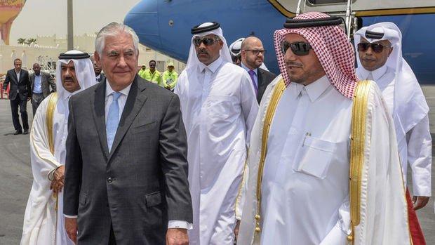 ABD ve Katar terörle mücadele mutabakatı imzaladı