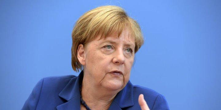 Merkel: Konya ziyareti pazarlık konusu yapılamaz