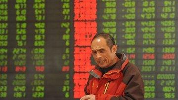 """Çin hisseleri """"düşük sermayeli şirketler"""" öncülüğünde ser..."""