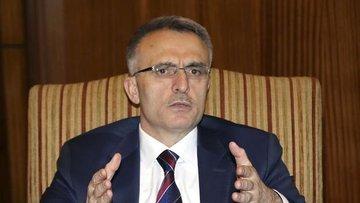Ağbal: Haziran ayı bütçe açığı 13,7 milyar lira oldu