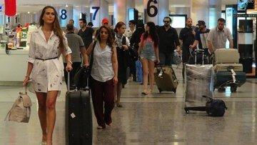 Rusya'dan gelen turist sayısı 5 ayda 928 bin kişi oldu