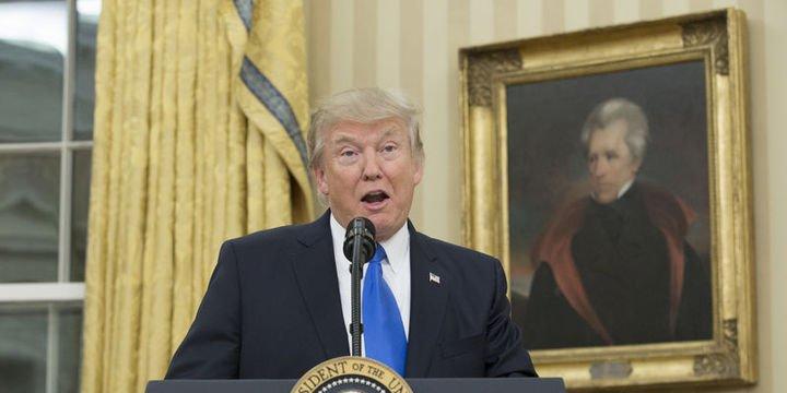 ABD halkında Trump