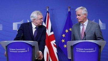 AB-Brexit müzakerelerinin 2. turu başladı