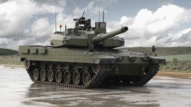 Türkiye BMC, Otokar ve FNSS'yi Altay Tank Projesi'ne davet etti