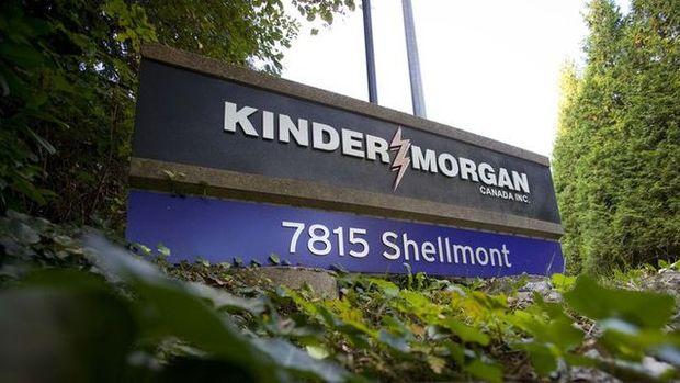 Kinder Morgan'ın ikinci çeyrek net kar ve geliri arttı
