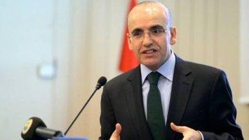 Şimşek: Türkiye'nin Daimler ve BASF'ı soruşturduğu haberi...