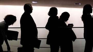 ABD'de işsizlik maaşı başvuruları 233 bine geriledi