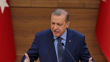Erdoğan: Almanya kendine çeki düzen vermeli