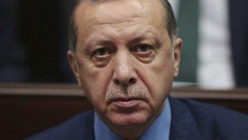 """Erdoğan: """"İsrail Cumhurbaşkanı ile görüştüm. Bunlara terö..."""