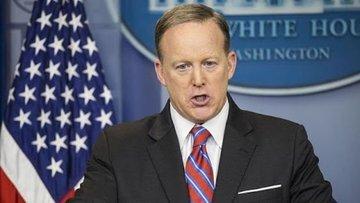 Beyaz Saray Sözcüsü Spicer'ın istifası Trump tarafından k...