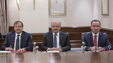 Yeni Hükümet Sözcüsü Bozdağ, kabinedeki görev dağılımını ...