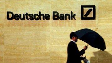 Deutsche Bank İngiltere'den Frankfurt'a 350 milyar dolarl...