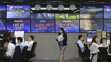 Gelişen ülke kurları FOMC öncesi düştü