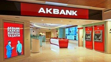 Akbank'ın net karı tahminleri aştı