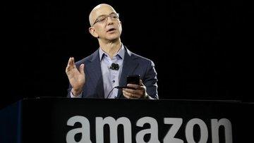 Bezos zenginlikte Gates'i geride bıraktı