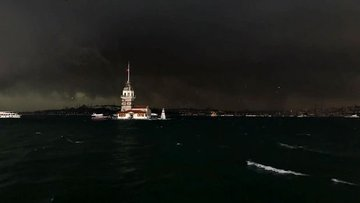 Marmara Bölgesi ve yurdun kuzeybatı kesimlerinde kuvvetli...