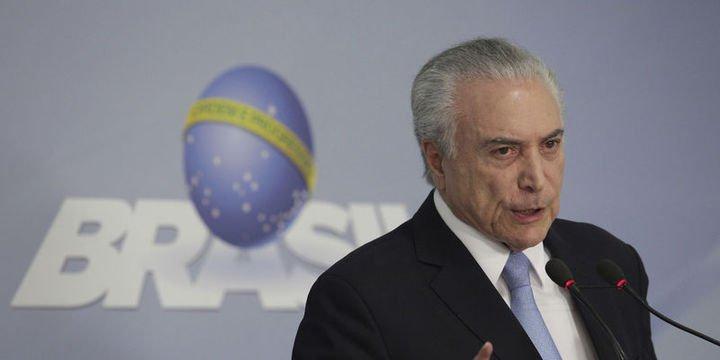 Brezilya Devlet Başkanı Temer'e dava açılmayacak