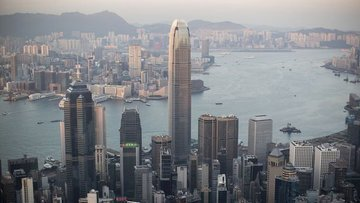 "Hong Kong hisseleri ""Kuzey Kore"" ile 2017'nin en sert haf..."