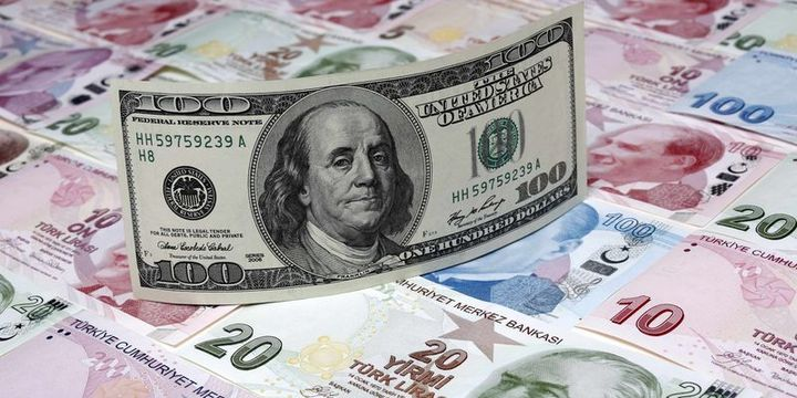"Dolar/TL ""ABD enflasyon"" verisi ardından 3.54"