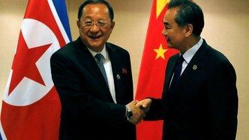 """""""ABD ve Kuzey Kore"""" geriliminde Çin'den açıklama"""