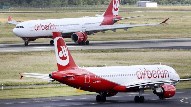 Air Berlin iflas başvurusunda bulundu