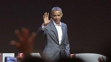 Obama'nın tweet'i rekor kırdı